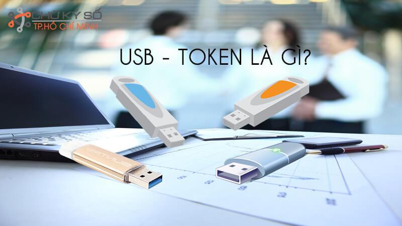 usb token là gì