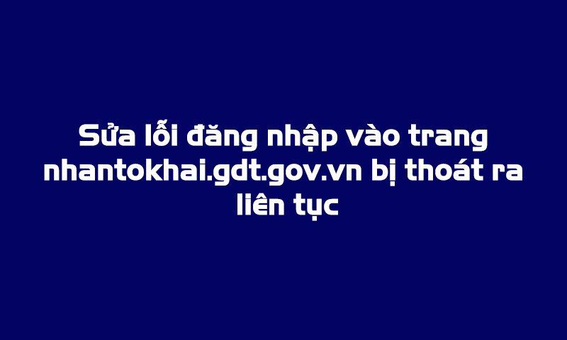 loi dang nhap nhantokhai gdt gov vn 1