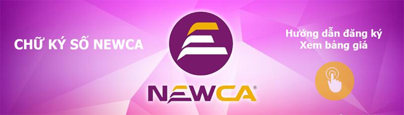 chữ ký số newtel ca