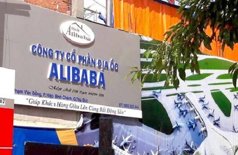 Công ty cổ phần địa ốc ALIBABA