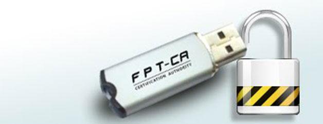 Token chữ ký số FPT-CA