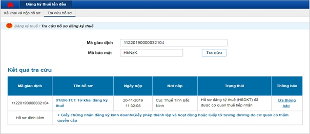 etax doanh nghiep to chuc dkt lan dau 14