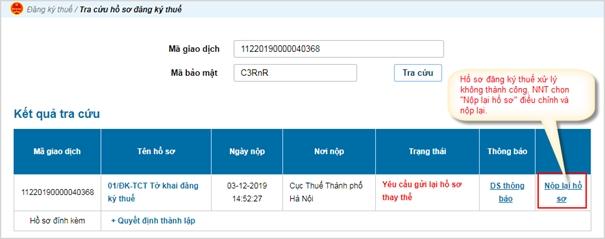 etax doanh nghiep to chuc dkt lan dau 22