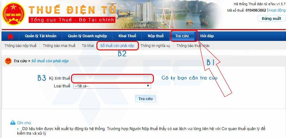 Huong-dan-tra-cuu-tien-thue-da-nop-tren-he-thong-thuedientu-5